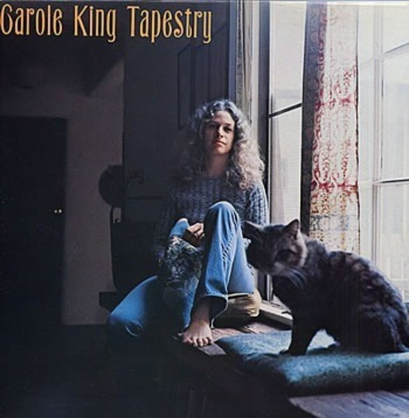 Carole King - Tapestry (gatefold) Album