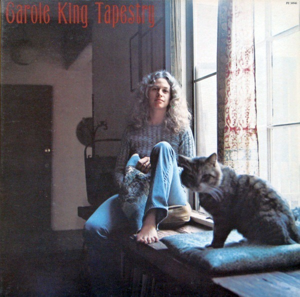 Tapestry (gatefold) - Carole King