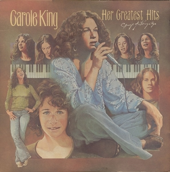 carole king her greatest hits - songs of long ago
