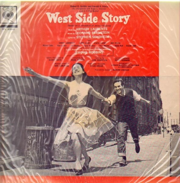 #<Artist:0x007f3d53f577c8> - West Side Story