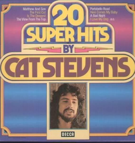 Cat Stevens 20 super hits