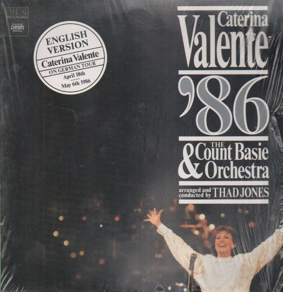 #<Artist:0x00007f4ded5bcce0> - Caterina Valente '86
