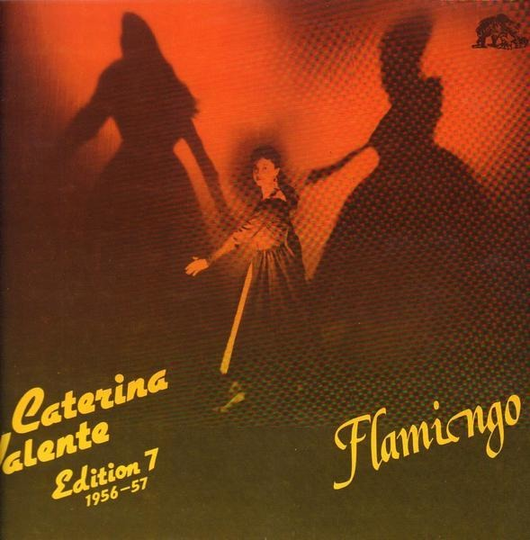 #<Artist:0x00007f4e0f670ae8> - Caterina Valente Edition 7 - Flamingo