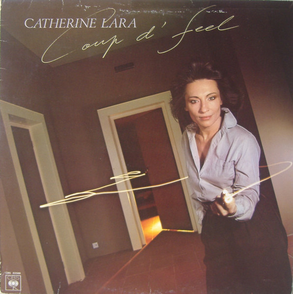CATHERINE LARA - Coup D' Feel - 33T