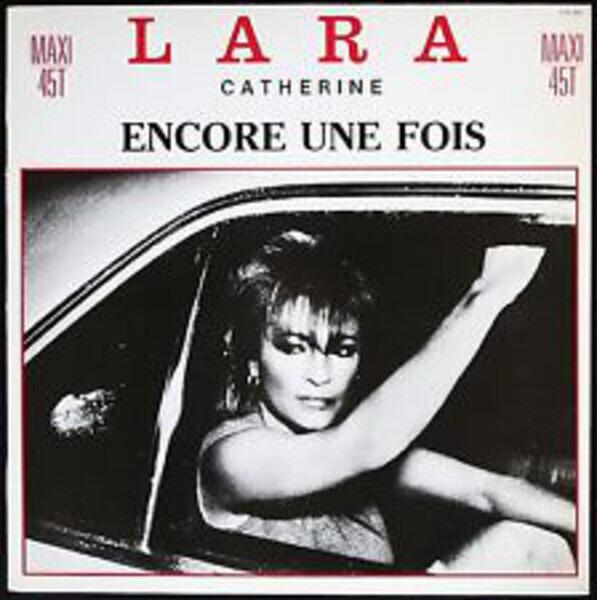 CATHERINE LARA - Encore Une Fois - Maxi x 1