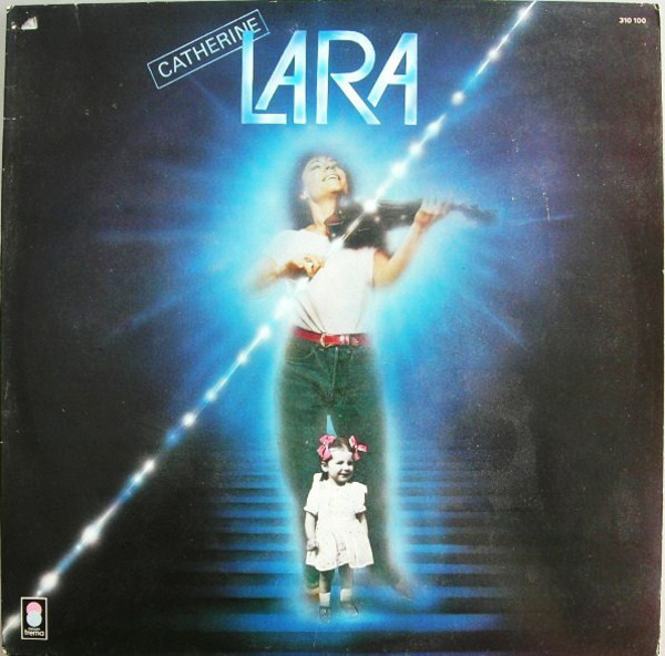 CATHERINE LARA - Johan - 33T