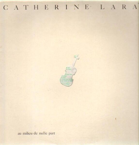 CATHERINE LARA - Nuit Magique - 33T