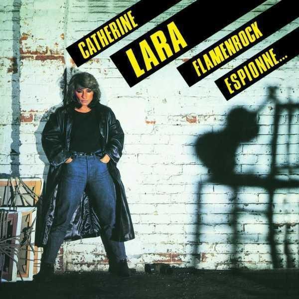 CATHERINE LARA - Flamenrock / Espionne... - 33T