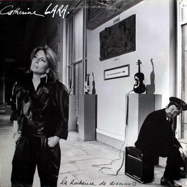 CATHERINE LARA - La Rockeuse De Diamants - 33T