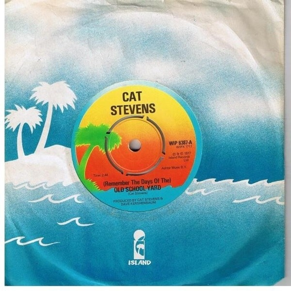 Cat Stevens (Remember The Days Of The) Old School Yard / The Doves