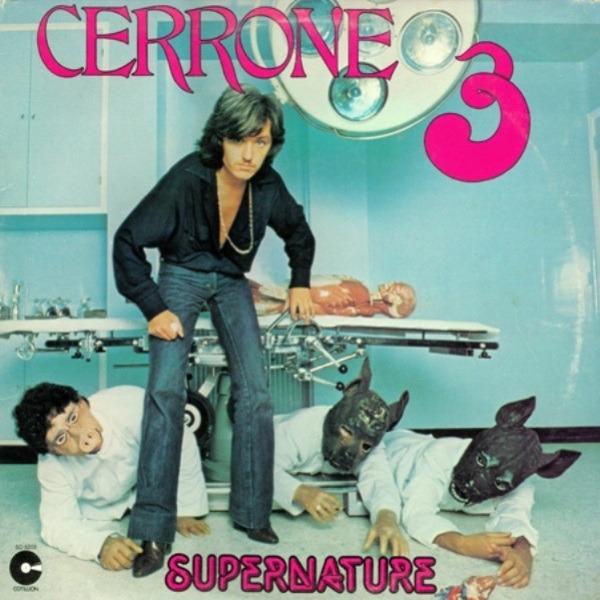 #<Artist:0x007f77d70c77f8> - Cerrone 3 - Supernature
