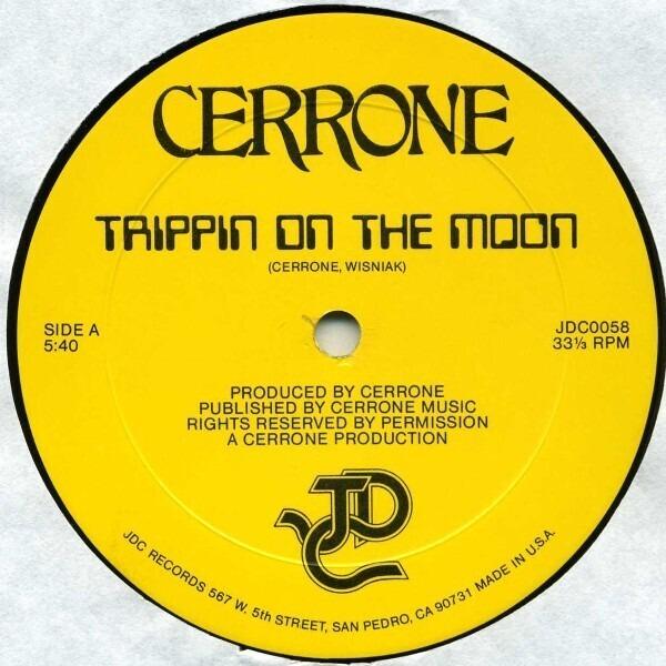 #<Artist:0x00007fd90125b200> - Trippin' On The Moon / Supernature