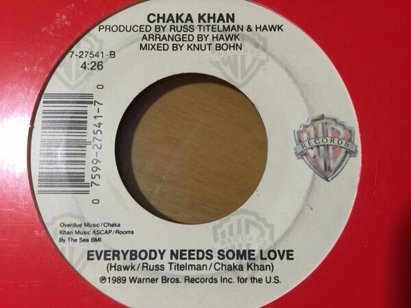 #<Artist:0x007fca309bd550> - Baby Me / Everybody Needs Some Love