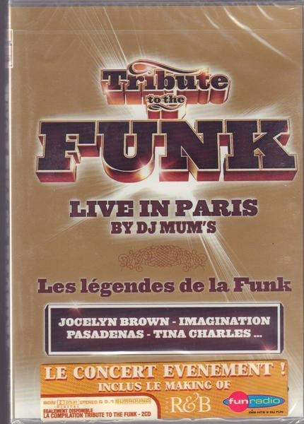 #<Artist:0x00000005a2e540> - Tribute To The Funk - Live In Paris Greatest Disco Collection By DJ Mum's