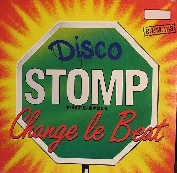 #<Artist:0x00007f811e65ad28> - Disco Stomp (Red Hot Club Mix 88)