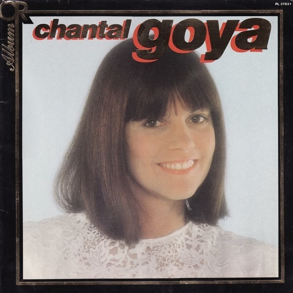 Chantal Goya Album Or