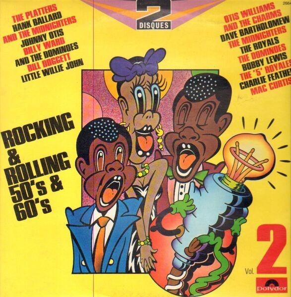 #<Artist:0x007f2768585a48> - Rocking & Rolling 50's & 60's Vol.2