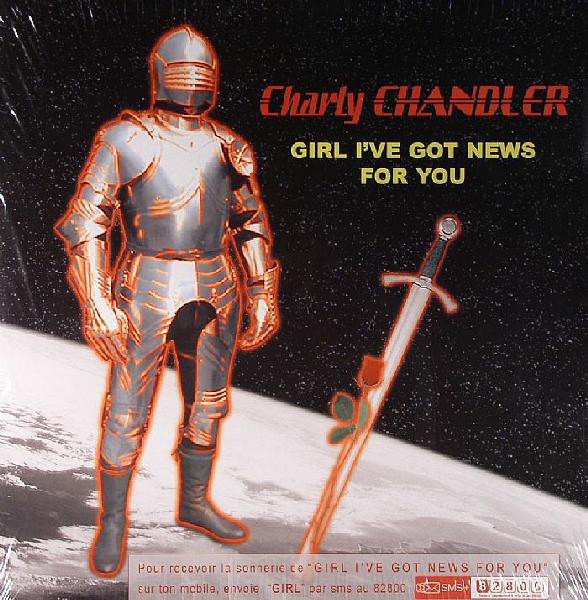 CHARLY CHANDLER - Girl I've Got News For You - 12 inch x 1