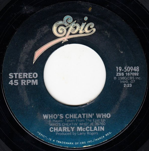 charly mcclain who's cheatin' who
