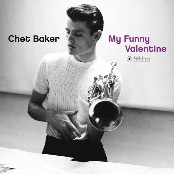 My Funny Valentine 180gr Vinyl By Chet Baker Lp With Recordsale
