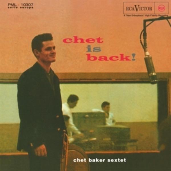 #<Artist:0x007eff25107298> - Chet Is Back!