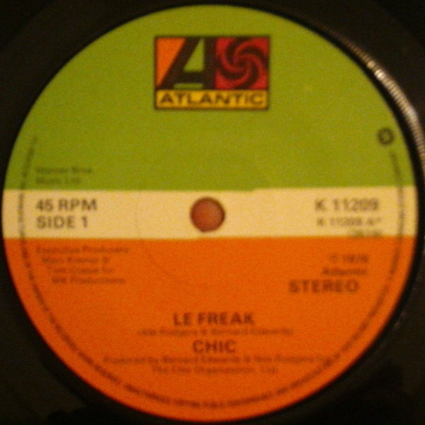 #<Artist:0x00007f64fc4327c8> - Le Freak / Savoir Faire