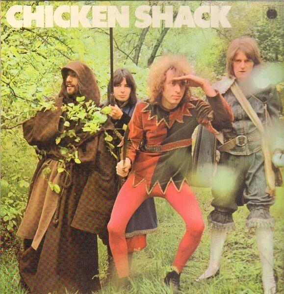 chicken shack 100 ton chicken (1st german)