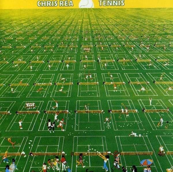 #<Artist:0x0000000331f300> - Tennis