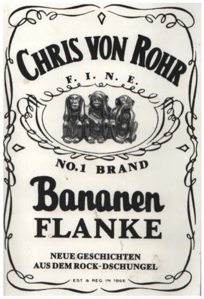 Chris Von Rohr Bananen Flanke