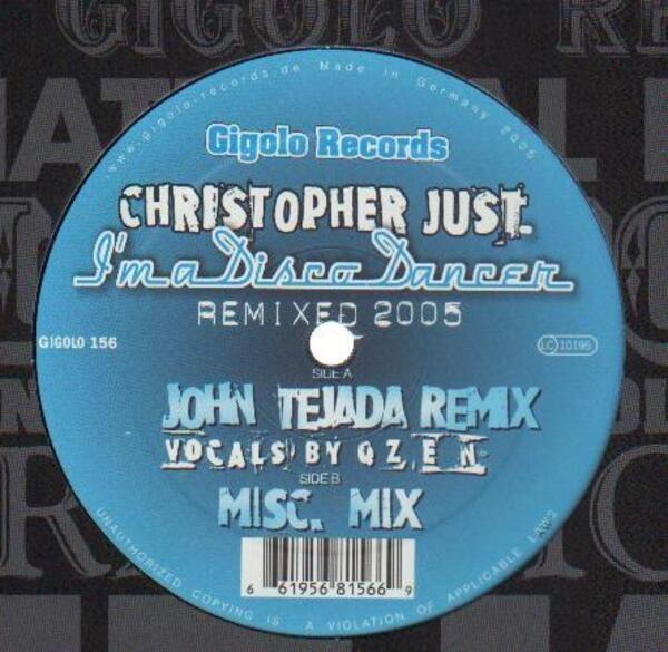 #<Artist:0x00007fcea53dd738> - I'm A Disco Dancer (Remixed 2005)