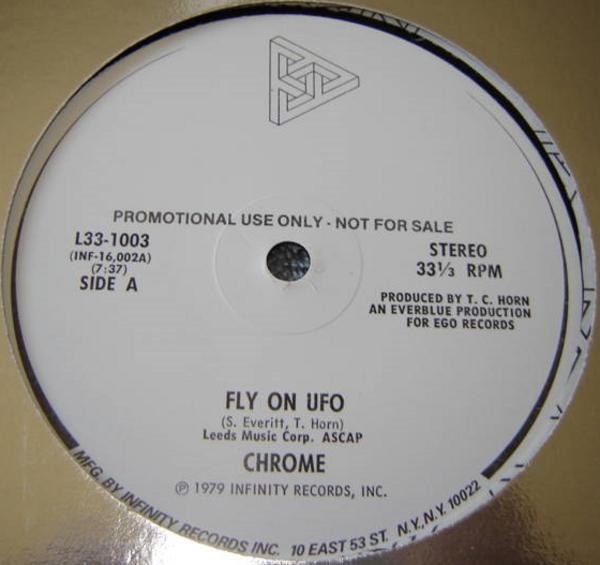 #<Artist:0x00007f4ddb868820> - Fly On UFO