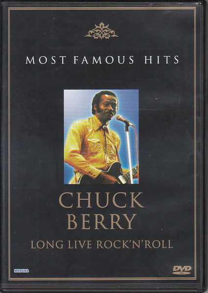 #<Artist:0x00007f4decf565b8> - Chuck Berry - Long Live Rock'n Roll