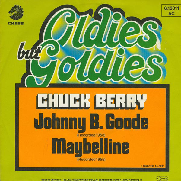 #<Artist:0x000000000842db48> - Johnny B. Goode