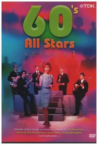 #<Artist:0x00007f4dcddbb4c0> - 60 All Stars Volume 1