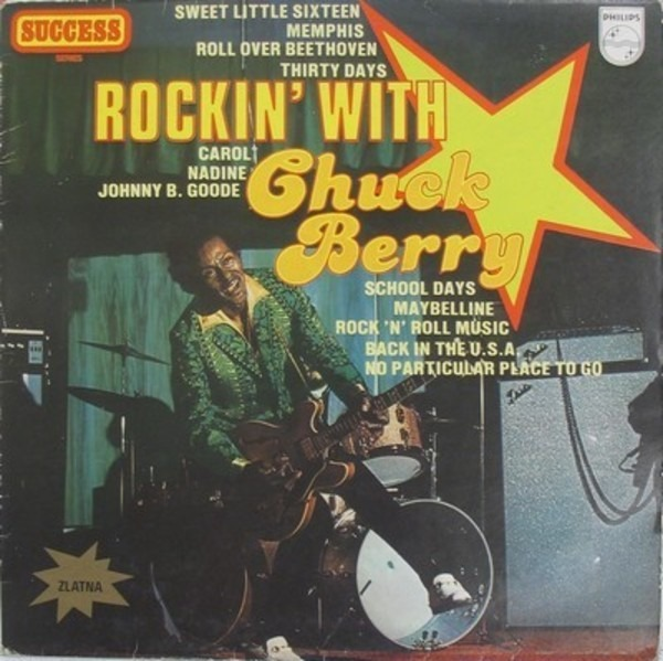 Chuck Berry Rockin' With Chuck Berry