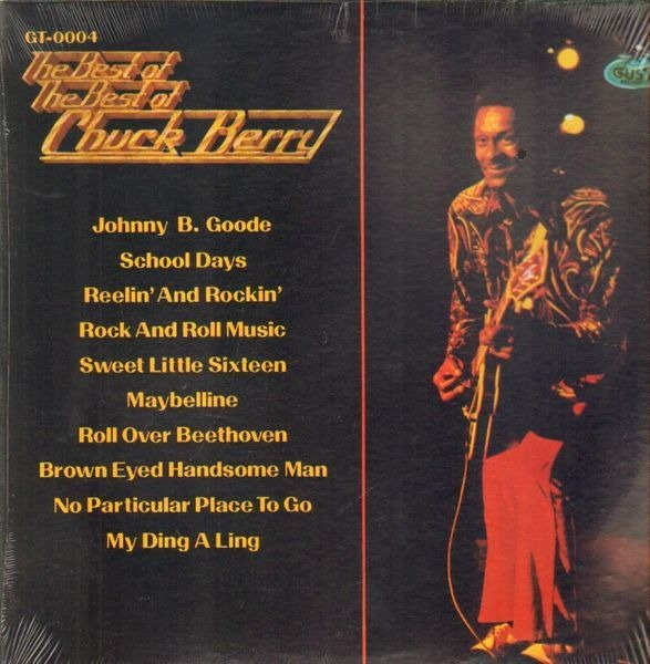 Chuck Berry The Best Of The Best Of Chuck Berry
