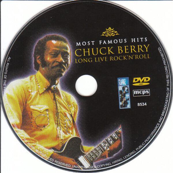 Chuck Berry Chuck Berry - Long Live Rock'n Roll (STILL SEALED)