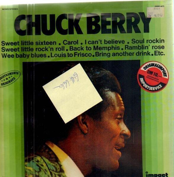 #<Artist:0x00007fd902a54320> - Chuck Berry