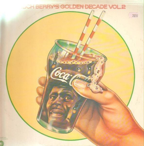 #<Artist:0x00007fdabc321150> - Chuck Berry's Golden Decade Vol.2