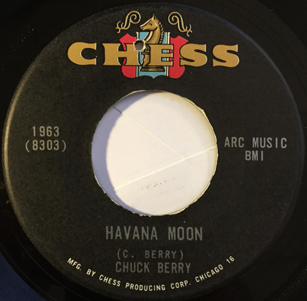#<Artist:0x00000000083378b0> - Ramona, Say Yes / Havana Moon