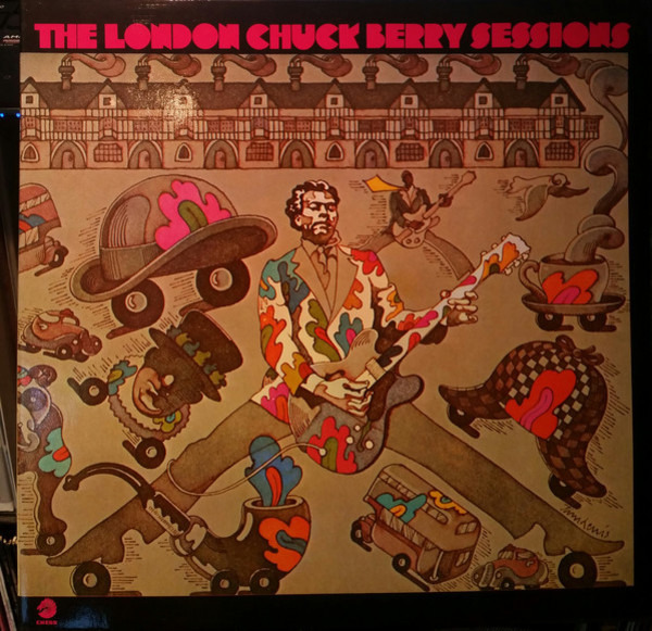 #<Artist:0x00007f386052d330> - The London Chuck Berry Sessions