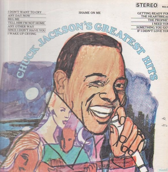 #<Artist:0x00007f811292d408> - Chuck Jackson's Greatest Hits
