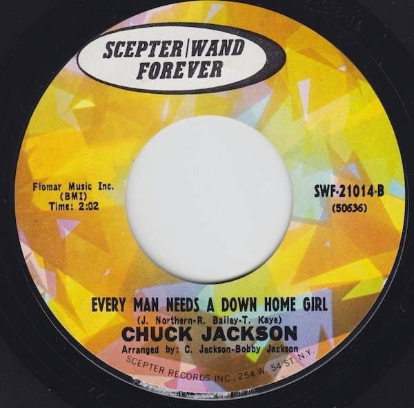 #<Artist:0x007f24d018e0b0> - I Wake Up Crying / Every Man Needs A Down Home Girl