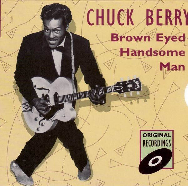 Brown eyed handsome man - Chuck Berry (アルバム)