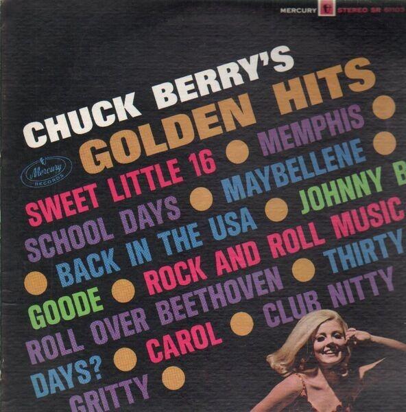 #<Artist:0x00007fd8a20d73e8> - Chuck Berry's Golden Hits