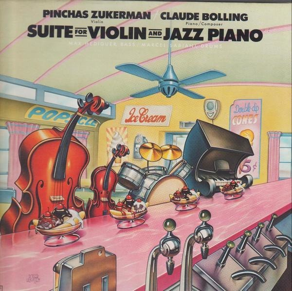 #<Artist:0x0000000008a5d7e8> - Suite For Violin And Jazz Piano