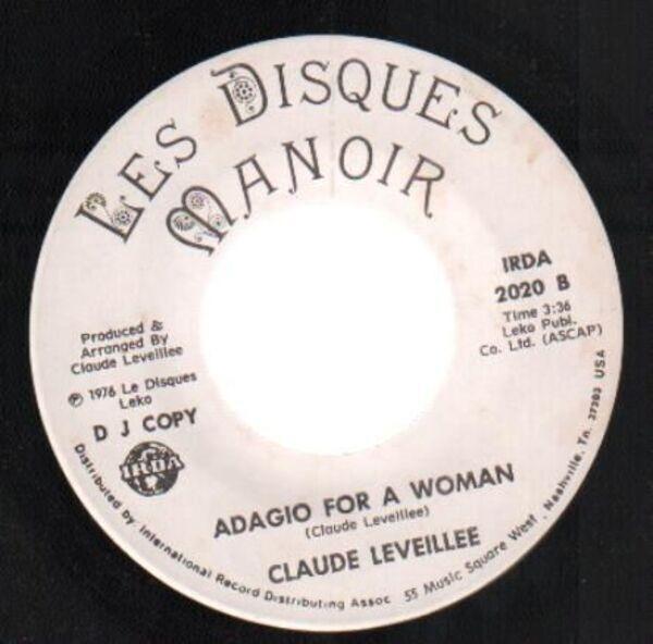 #<Artist:0x00007fd902108320> - If Tonight / Adagio For A Woman