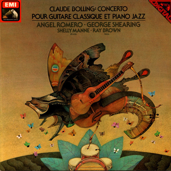#<Artist:0x00007fd6f9f0b860> - Concerto Pour Guitare Classique Et Piano Jazz