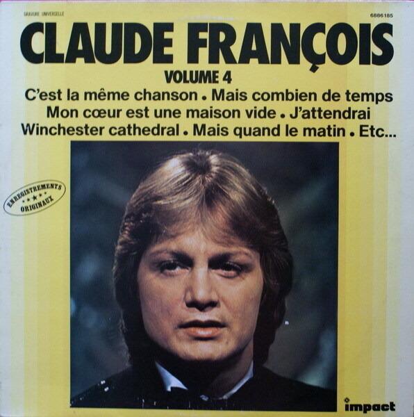 Claude Francois Volume 4