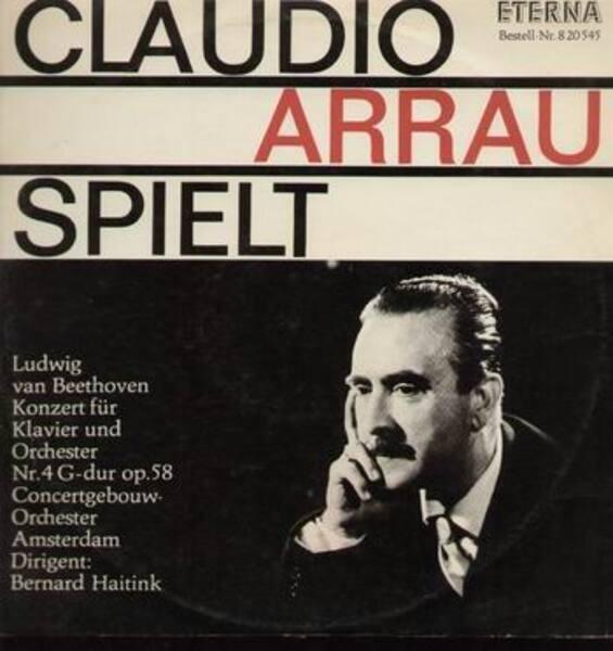 #<Artist:0x00007f8135451ad8> - konzert für klavier und orchester nr.4 G-dur op.58